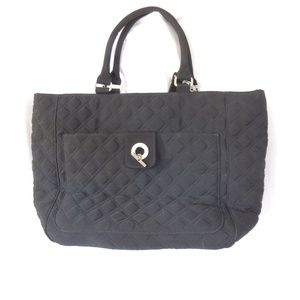 Vera Bradley Medium Hipster Tote Purse Bag Classic